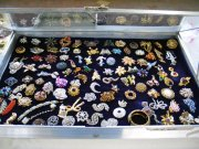 Costume jewelry attracts buyers
